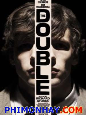 2 Số Phận The Double.Diễn Viên: Jesse Eisenberg,Mia Wasikowska,Wallace Shawn