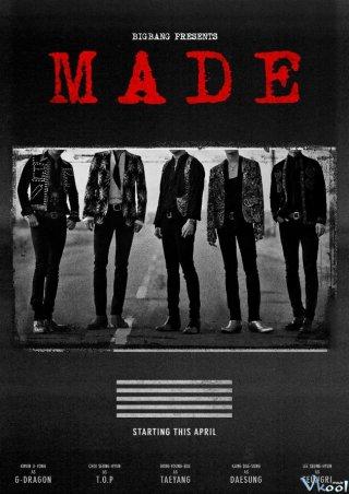 Nhóm Nhạc Big Bang Bigbang Made The Movie