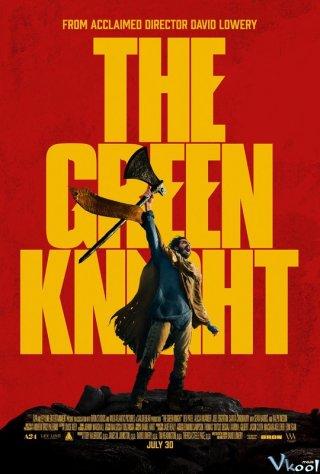 Lục Kỵ Sĩ The Green Knight