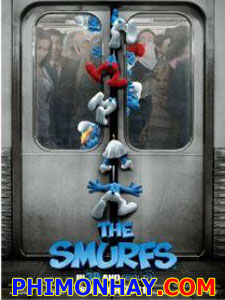 Xì Trum - The Smurfs