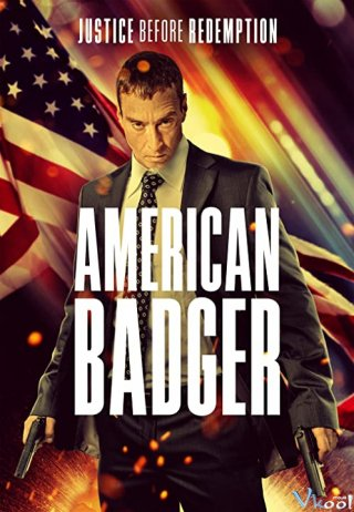 Đầu Gấu Kiểu Mỹ - American Badger