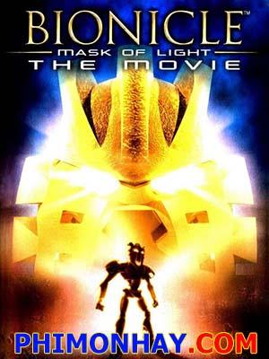 Chiến Binh Bionicle: Mặt Nạ Ánh Sáng Bionicle: Mask Of Light.Diễn Viên: David Molina,Terry Shakespeare