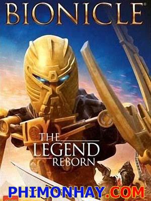 Chiến Binh Bionicle: Đại Chiến Thiên Hà Bionicle: The Legend Reborn.Diễn Viên: Michael Dorn,Jim Cummings,Marla Sokoloff,David