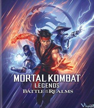 Huyền Thoại Rồng Đen: Cuộc Chiến Của Các Vương Quốc Mortal Kombat Legends: Battle Of The Realms