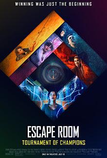 Căn Phòng Tử Thần 2: Cái Chết Trở Lại - Escape Room: Tournament Of Champions