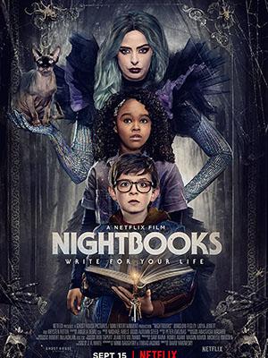 Chuyện Kinh Dị Đêm Nay - Nightbooks