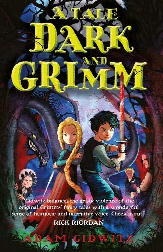 Truyện Cổ Hắc Ám & Grimm - A Tale Dark And Grimm