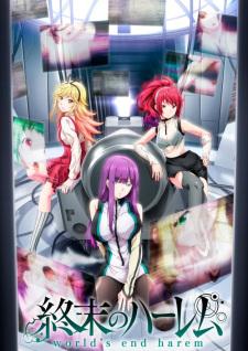 Shuumatsu No Harem - Worlds End Harem
