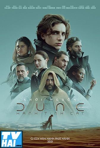 Hành Tinh Cát - Dune