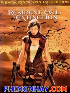 Vùng Đất Quỷ Dữ 3: Tuyệt Diệt - Resident Evil 3: Extinction