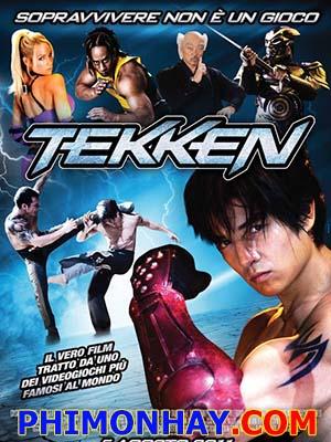 Thiết Quyền Tekken.Diễn Viên: Jon Foo,Kelly Overton,Cary,Hiroyuki Tagawa