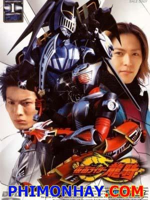 Siêu Nhân Giấu Mặt Long Kỵ - Kamen Rider Ryuki