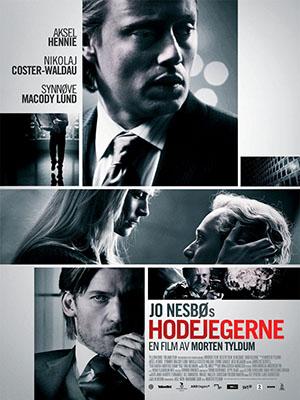 Thợ Săn Đầu Người Hodejegerne: Head Hunters.Diễn Viên: Nikolaj Coster Waldau,Julie R,Lgaard,Aksel Hennie