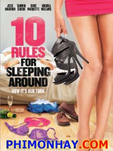 10 Điều Qua Đêm 10 Rules For Sleeping Around.Diễn Viên: Wendi Mclendon,Covey,Tammin Sursok,Jesse Bradford