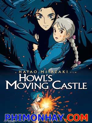 Lâu Đài Của Howl Howls Moving Castle.Diễn Viên: Chieko Baishô,Takuya Kimura,Tatsuya Gashûin