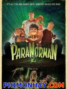 Paranorman Và Giác Quan Thứ Sáu - Paranorman