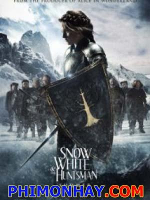 Nàng Bạch Tuyết Và Chàng Thợ Săn - Snow White And The Huntsman