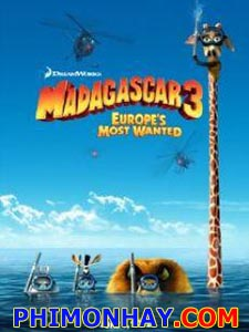 Thần Tượng Châu Âu Madagascar 3: Europes Most Wanted.Diễn Viên: Ben Stiller,Chris Rock,David Schwimmer,Jada Pinkett Smith,Sacha Baron Cohen,Cedric The
