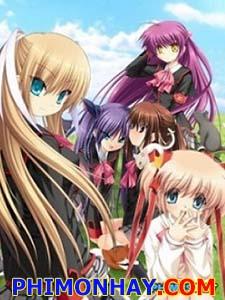 Biệt Đội Trừ Gian Little Busters.Diễn Viên: Naoe Riki,Natsume Kyousuke,Rin,Masato,Miyazawa Kengo