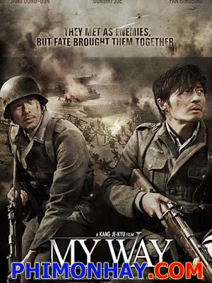 Chặng Đường Tôi Đi My Way.Diễn Viên: Dong,Gun Jang,Jô Odagiri,Bingbing Fan