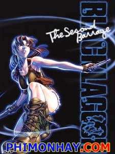 Black Lagoon Ss2 The Second Barrage