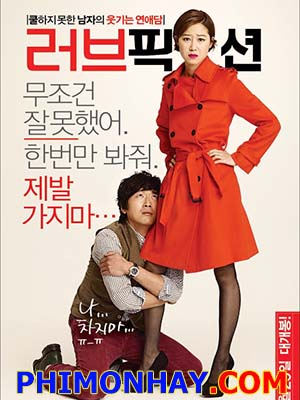 Tiểu Thuyết Tình Yêu Love Fiction.Diễn Viên: Ha Jung Woo,Kong Hyo Jin