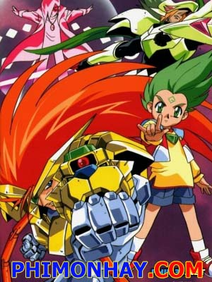 Yuushaou Gaogaigar - Gaogaigar: King Of Braves