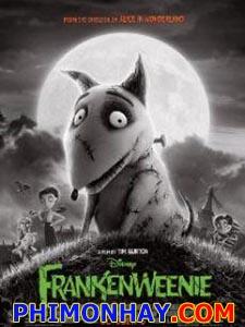 Chó Ma - Frankenweenie