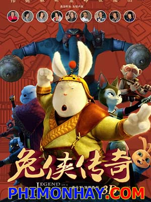Kungfu Thỏ Ngố Legend Of Kung Fu Rabbit