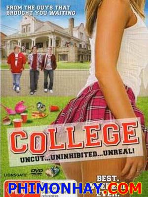 Quậy Tới Bến College.Diễn Viên: Drake Bell,Kevin Covais,Andrew Caldwell