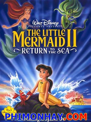 Nàng Tiên Cá 2: Trở Về Biển Cả The Little Mermaid 2: Return To The Sea.Diễn Viên: Kristen Stewart,Chris Hemsworth,Charlize Theron
