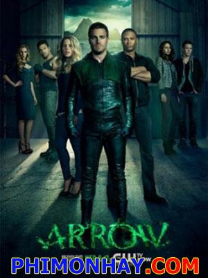 Mũi Tên Xanh 2 - Arrow Season 2