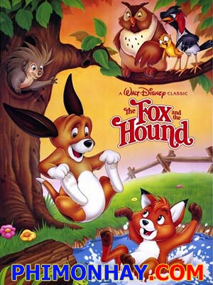 Cáo Và Chó Săn 1 The Fox And The Hound.Diễn Viên: Mark Hamill,Harrison Ford,Carrie Fisher
