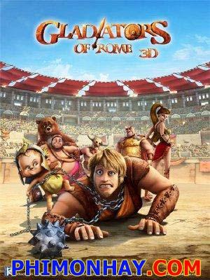 Đấu Sĩ Thành Rome - Gladiators Of Rome