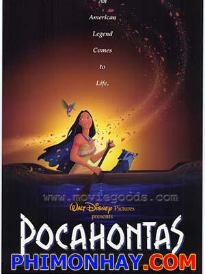 Con Gái Tù Trưởng - Công Chúa Da Đỏ: Pocahontas