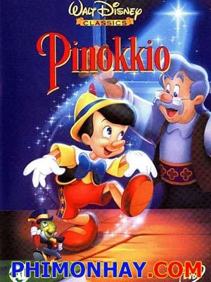 Chú Bé Người Gỗ - Pinocchio Thuyết Minh (1940)