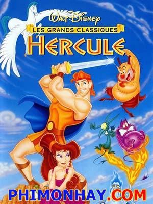 Anh Hùng Héc Quyn - Hercules
