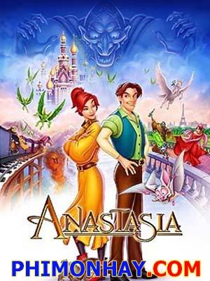 Công Chúa Anastasia - Nàng Công Chúa Nước Nga
