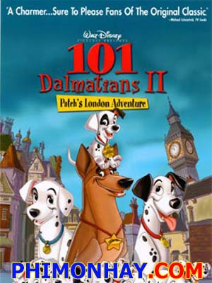 101 Chú Chó Đốm 101 Dalmatians.Diễn Viên: Atsadawut Luengsuntorn,Phimonrat Phisarayabud,Pongpat Wachirabunjong