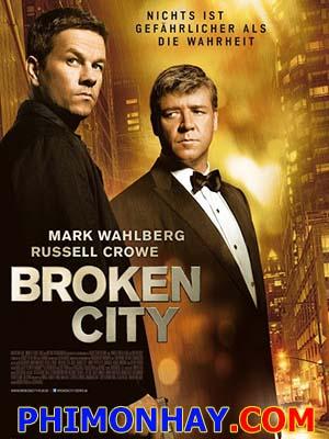Thành Phố Tội Ác - Broken City Thuyết Minh (2013)