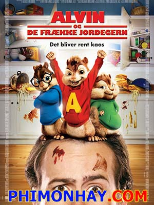 Ban Nhạc Sóc Chuột: Sóc Siêu Quậy 2 Alvin And The Chipmunks The Squeakquel.Diễn Viên: Simon Bird,James Buckley,Blake Harrison