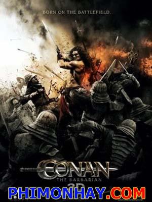 Conan Chiến Binh Anh Dũng Conan The Barbarian.Diễn Viên: Ron Perlman,Rose Mcgowan,Rachel Nichols