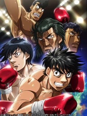 Hajime No Ippo: The Fighting Fighting Spirit