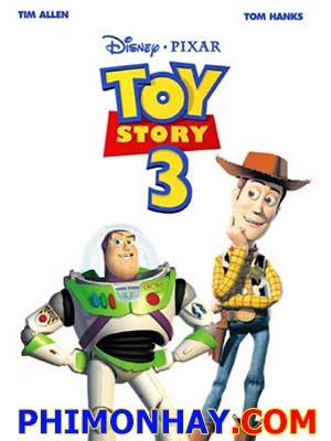 Câu Chuyện Đồ Chơi 3 Toy Story 3.Diễn Viên: Thành Long,Duong Tử Quỳnh,Truong Mạn Ngọc