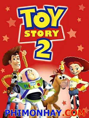 Câu Chuyện Đồ Chơi 2 Toy Story 2.Diễn Viên: Atsadawut Luengsuntorn,Phimonrat Phisarayabud,Pongpat Wachirabunjong