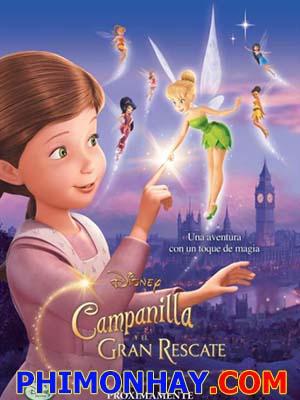 Tinker Bell Và Cuộc Giải Cứu Vĩ Đại - Tinker Bell And The Great Fairy Rescue