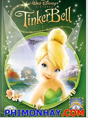Nàng Tiên Tinker Bell Tinker Bell.Diễn Viên: Vince Vaughn,Kevin James,Winona Ryder