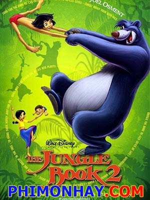 Cậu Bé Rừng Xanh 2 The Jungle Book.Diễn Viên: Exclusive Media Group,Hammer Film Productions,Traveling Picture Show Company,Lionsgate