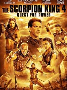Vua Bọ Cạp 4: Truy Tìm Quyền Năng The Scorpion King 4: The Lost Throne.Diễn Viên: Royce Gracie,Esmé Bianco,Michael Biehn