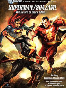 Sự Trở Lại Của Black Adam - Superman Shazam: The Return Of Black Adam